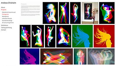 Website Design Andrew Chisholm