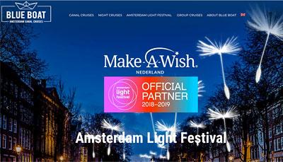 Website Design Blue Boat Company