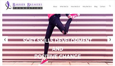 Web Design Barrier Breakerss